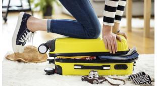 Размеры дорожных чемоданов