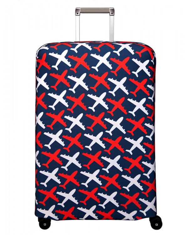 Чехол для чемодана большой Routemark SP240 Avion L/XL