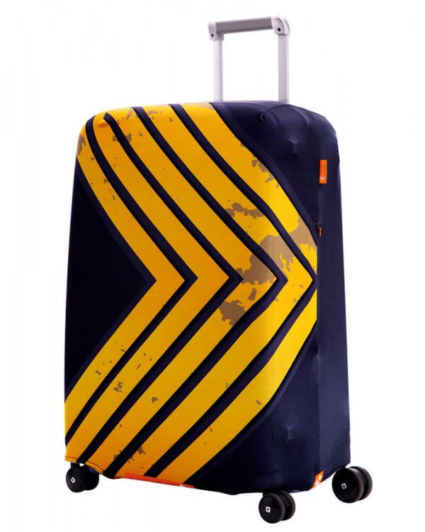 Чехол для чемодана малый Routemark SP240 Azimuth M/L