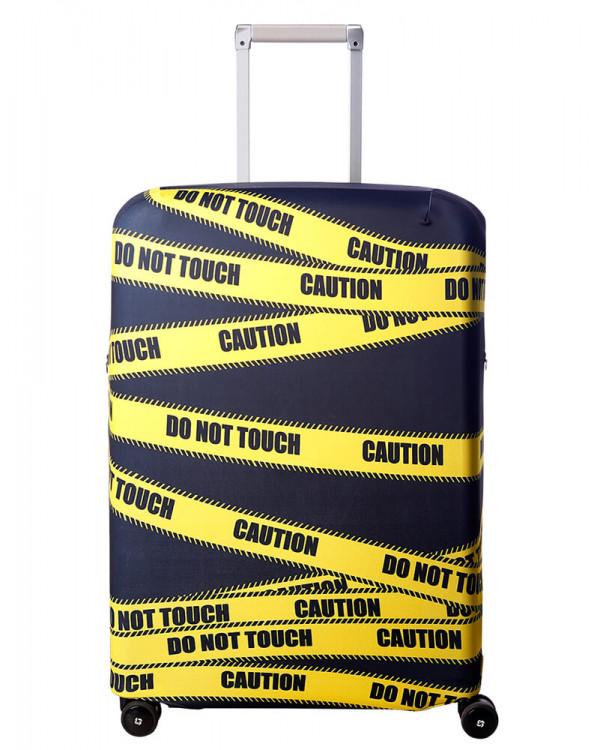 Чехол для чемодана малый Routemark SP180 Даже не щупать M/L