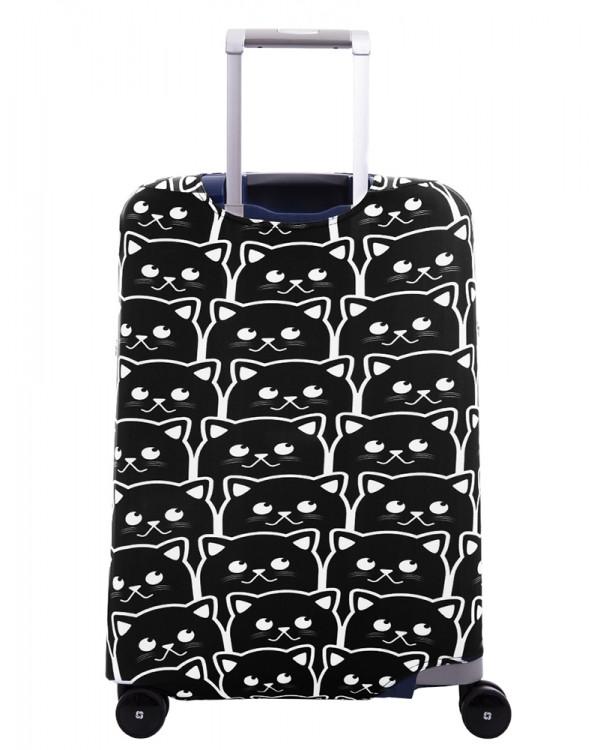 Чехол для чемодана малый Routemark SP180 Неотразимый M/L