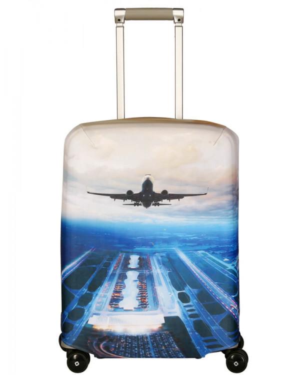 Чехол для чемодана малый Routemark SP240 Plane S