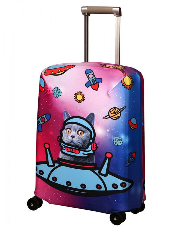 Чехол для чемодана малый Routemark SP180 Ракета S