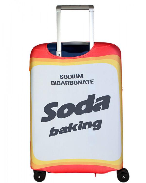 Чехол для чемодана малый Routemark SP180 Сода M/L