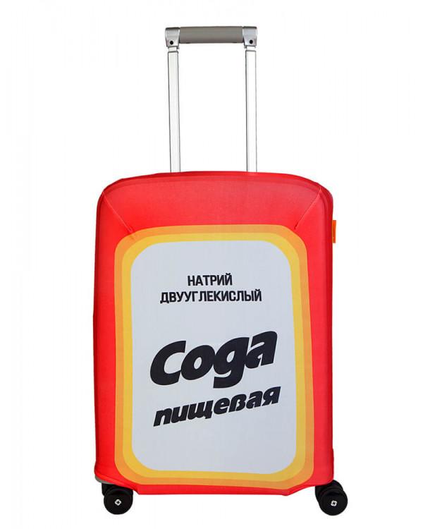 Чехол для чемодана малый Routemark SP180 Сода S