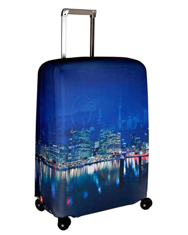 Чехол для чемодана малый Routemark SP240 Voyager M/L