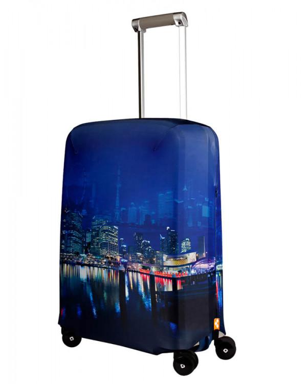 Чехол для чемодана малый Routemark SP240 Voyager S