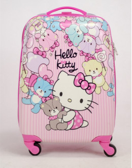 Чемодан Hello Kitty