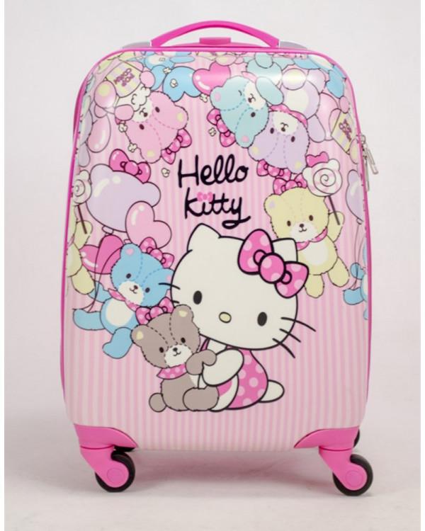 Чемодан Hello Kitty
