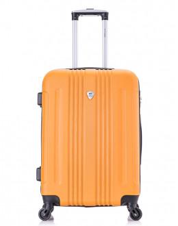 Чемодан Bangkok Оранжевый (M)