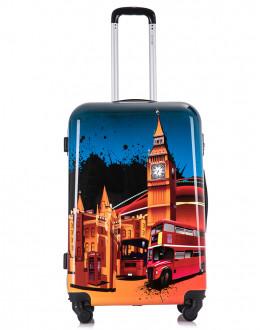 Чемодан Чемодан LONDON BUS (L)
