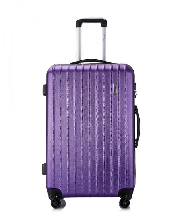 Чемодан Krabi Фиолетовый (L)