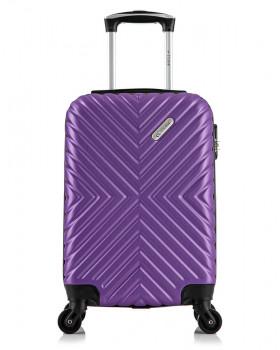 Чемодан New-Delhi Фиолетовый (S)