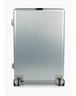 Чемодан Sun Voyage BOX silver (L)