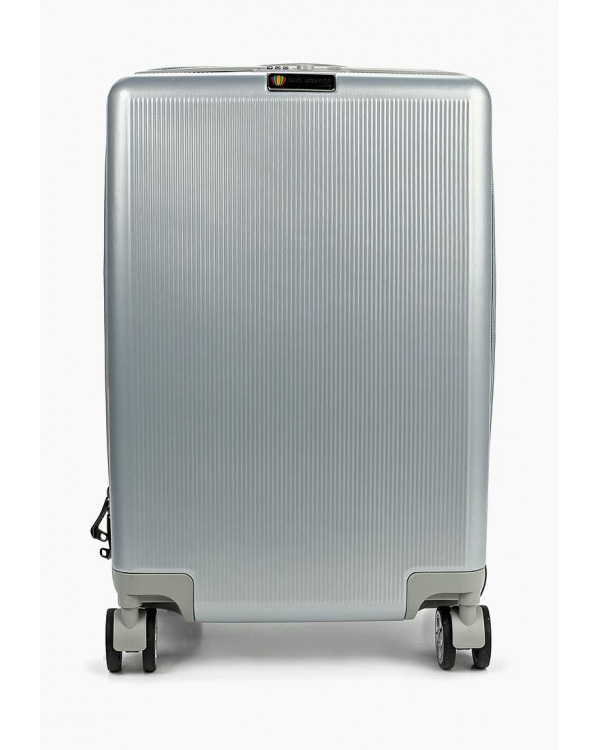 Чемодан Sun Voyage BOX silver (M)