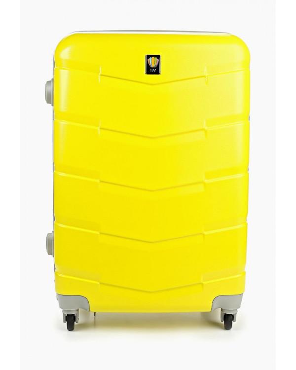 Чемодан Sun Voyage Dandy yellow (L)