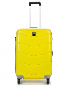 Чемодан Sun Voyage Dandy yellow (M)