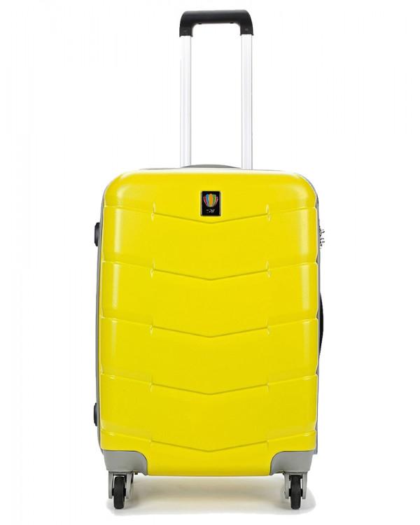 Чемодан Sun Voyage Dandy yellow (M)